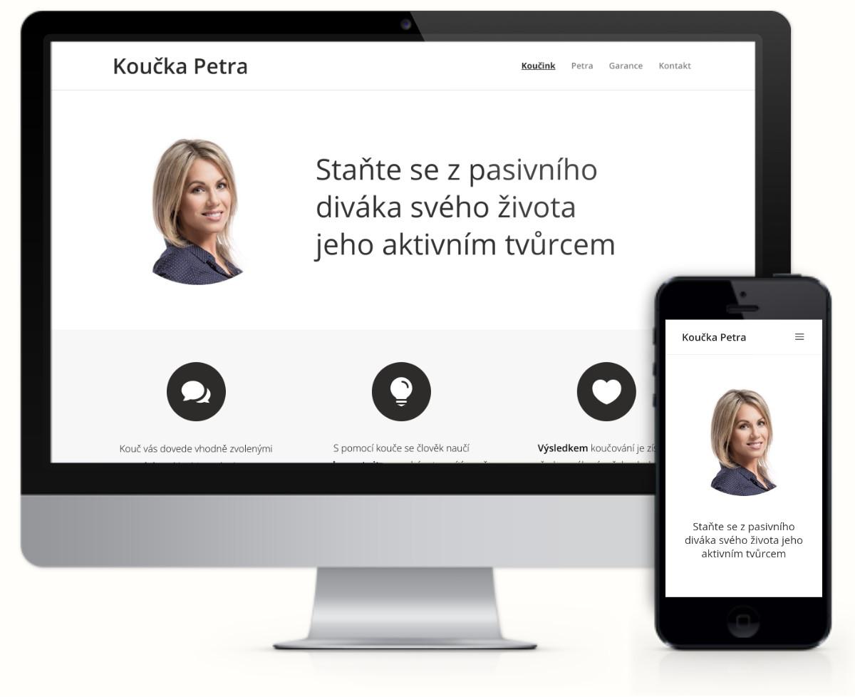 Petra Honzíková – koučka